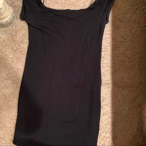 Express off shoulder dress